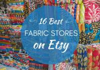best fabric shops on etsy Interesting Stylish Ebay Quilting Fabric Inspiration