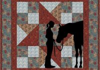 best friends cowgirl wallhanging definite projects horse Unique Elegant Horse Fabric For Quilting Ideas