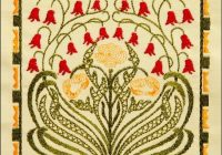 bfc1727 elegant art nouveau quilt blocks quilting crazy Stylish Art Nouveau Quilt Patterns