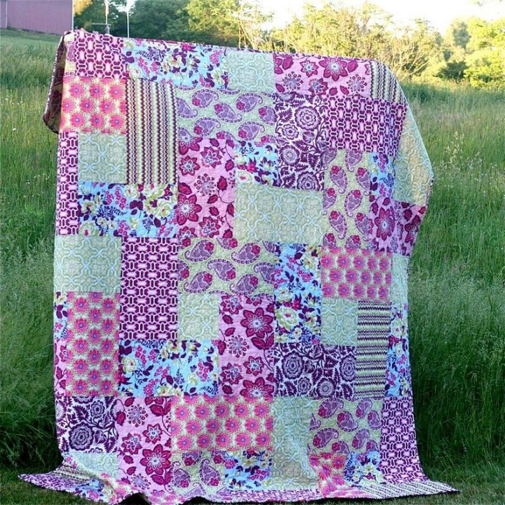 Permalink to Cool Large Block Quilt Patterns Inspirations