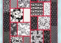 black cat creations the big block quilt pattern Elegant Free Big Block Quilt Patterns For Beginners Inspirations