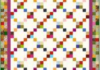 block ideas using 2 12 inch strips 2 1 2 Strip Quilt Patterns