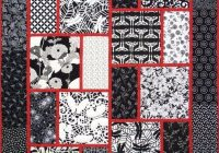 block quilt patterns google search i am in the process of Red And Black Quilt Patterns