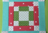bonus scrappy bom easy quilt block pattern Cool Quilt Block Patterns Easy Inspirations