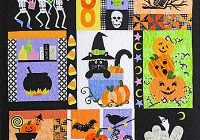 boo halloween quilt pattern Stylish Halloween Quilting Patterns Gallery