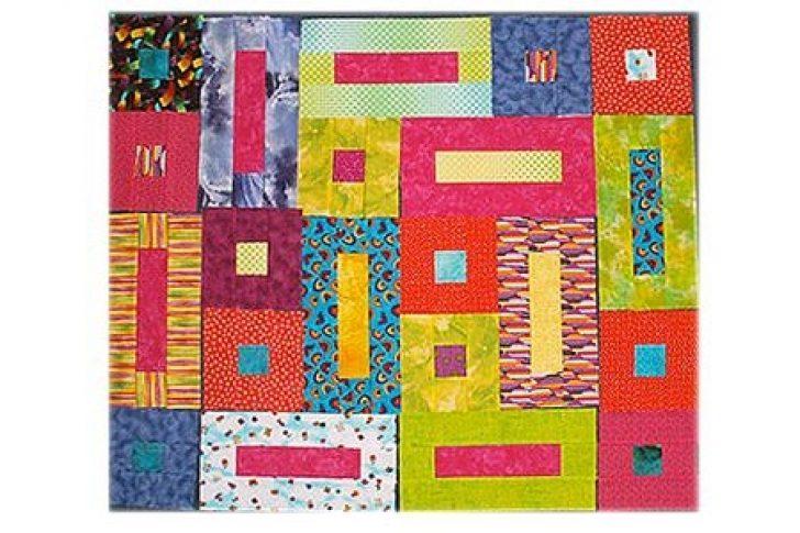 Permalink to Interesting Cobblestone Quilt Pattern