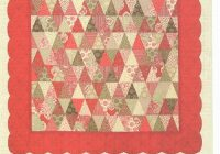 cadeau french general patchwork quilting Cozy French General Quilt Patterns Inspirations