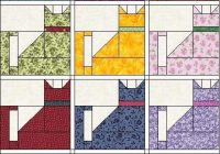 carolcatblocktop quilting cat quilt patterns dog quilts Cool Cat Quilts Patterns