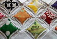 cathedral window quilt this is the pattern of the king size Stylish Cathedral Windows Quilt Pattern Inspirations