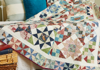 celebrate the designs of william morris todays quilter Cool William Morris Quilt Patterns Inspirations
