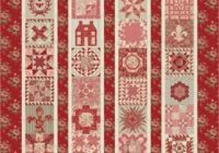 celebrations sampler quilt pattern french general Cozy French General Quilt Patterns Inspirations