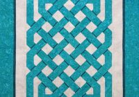 celtic weave quilt pattern Cozy Quilt Knot Pattern Gallery