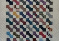 charming bow tie quilt patterns free quilt block tutorial Cozy Tie Quilt Patterns For Beginners