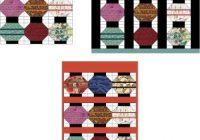 chinese lanterns quilt block pattern Japanese Lantern Quilt Pattern Gallery