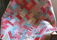 christas quilts the jolly jelly roll quilt christa quilts Stylish Moda Jelly Roll Quilt Patterns Inspirations