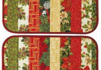christmas gathering quilted placemats pattern download Christmas Quilting Placemat Gallery