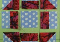 churn dash quilt block tutorial 3 4 12 6 7 12 and 4 Inch Quilt Block Patterns Inspirations