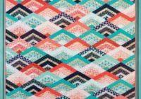 city girl chevron quilt pattern krista moser 706836733623 Stylish Jelly Roll Chevron Quilt Pattern Gallery