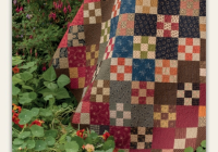 civil war fabrics bring these cozy quilts to life quilting Civil War Reproduction Quilt Patterns Inspirations