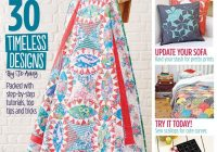 classic quilting free patchwork templates love patchwork Cozy The Quilt Pattern Magazine