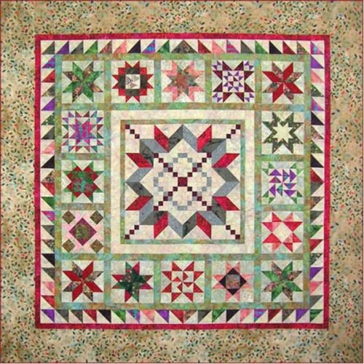 Permalink to Cool Block Of Month Quilt Patterns Inspirations