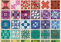 common quilt blocks Modern Quilt Block Patterns