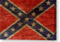 confederate flag canvas print Unique Confederate Flag Quilt