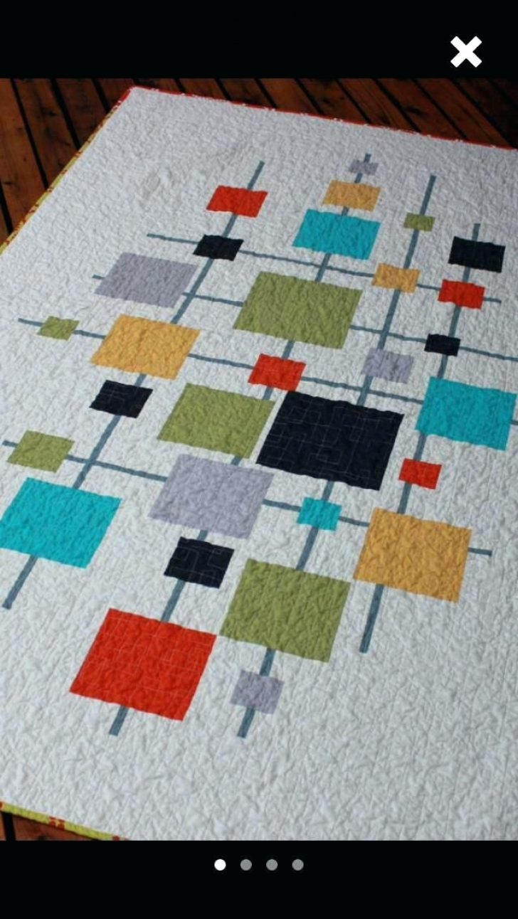 Permalink to Modern Patchwork Quilt Patterns Inspirations