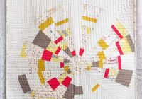 Cool 10 contemporary quilts that will inspire you to quilt again 10   Contemporary Quilts Inspirations