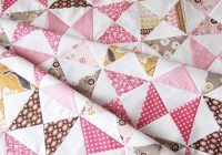 Cool 13 free ba quilt patterns to sew charming ba quilt New Patchwork Baby Quilt Pattern Inspirations