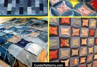 Cool 36 denim or jean quilt patterns guide patterns Elegant Easy Denim Quilt Patterns