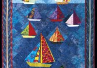 Cool 7 nautical quilts projects free exclusive patterns 9 Stylish Nautical Quilts Patterns Gallery