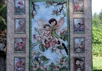 Cool another girls fairy quilt panel quilt patterns quilts 11 Elegant Michael Miller Quilt Patterns Inspirations