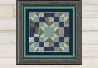 Cool arkansas cross stitch quilt block pattern chart 9 Unique Cross Stitch Quilt Block Patterns Gallery
