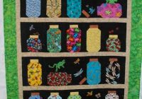 Cool bugs bugs bugs quilted joy New Bugs In A Jar Quilt Pattern