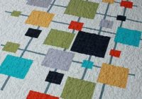Cool contemporary quilt patterns free contemporary quilt patterns 11 Beautiful Modern Quilt Patterns Inspirations
