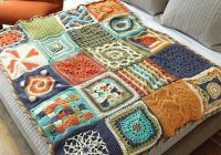 Cool crochet afghan patterns how to modify afghans to any size Elegant Crochet Quilt Afghan Patterns Inspirations
