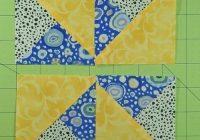 Cool double pinwheel quilt block 3 4 5 6 and 8 block 9 Unique Pinwheel Quilt Block Pattern Gallery
