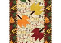 Cool falling leaves table runner pattern 9 Interesting Falling Leaves Quilt Pattern Gallery