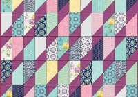Cool free layer cake quilt patterns 10 Elegant Moda Layer Cake Quilt Patterns