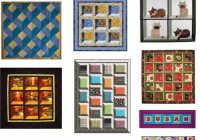 Cool free pattern day attic windows quilts quilt inspiration 10 Stylish Attic Windows Quilt Patterns Inspirations