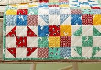 Cool free table runner patterns allpeoplequilt Beautiful Stylish Quilt Cut Fabric Cutting System Ideas Inspirations