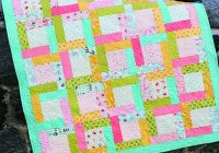 Cool happy day quilt pattern 10 Interesting Quilt Pattern For Beginners