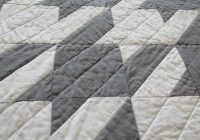 Cool houndstooth quilt thread projects Modern Houndstooth Quilt Pattern Inspirations