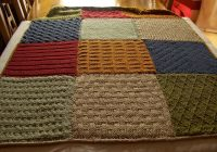 Cool knitted squares blanket knitted blanket squares knitted New Knitted Quilt Block Patterns Inspirations