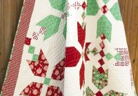 Cool lella boutique figgy pudding pattern 11 Cozy Figgy Pudding Quilt Pattern Inspirations