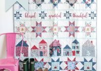 Cool lets stay home quilt pattern quilt along the polka dot 11 Cool Sew Let'S Quilt It Inspirations