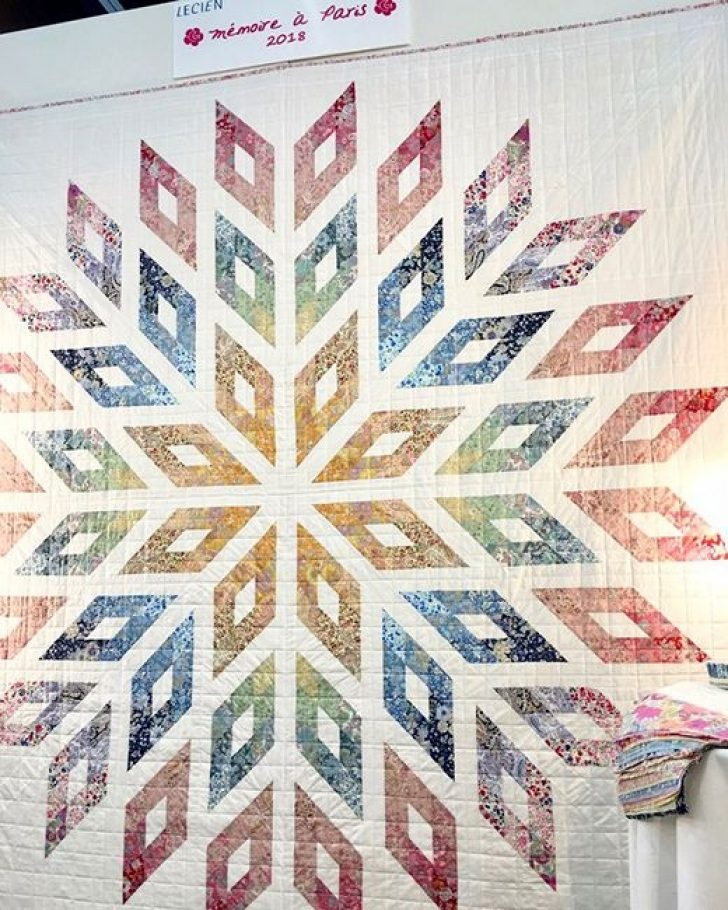 Permalink to 9 Beautiful Lone Star Quilt Pattern Free Gallery