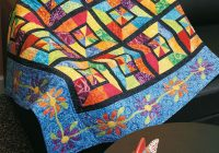 Cool nancys quilting classroom choosing colors for quilt 10 Modern Colorful Quilt Patterns Inspirations