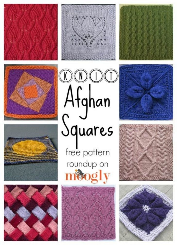 Permalink to New Knitted Quilt Block Patterns Inspirations